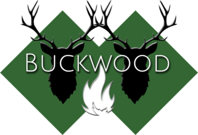 Camp Buckwood Logo